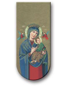 Prayer To Ol Of Perpetual Help Megnectic Bookmark
