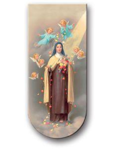 Prayer To St Theresa Megnectic Bookmark