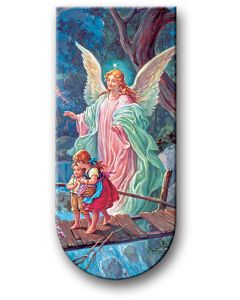 Prayer To Your Guardian Angel Megnectic Bookmark