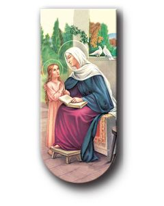Prayer To St Anne Megnectic Bookmark