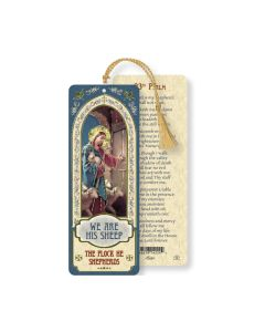 23rd Psalm Bookmark