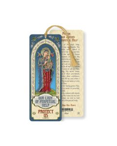 Our Lady of Perpetual Help Bookmar