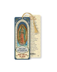Our Lady of Guadalupe Bookmark