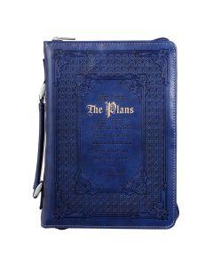 BC LL The Plans Blue Jer 29:11 Lg