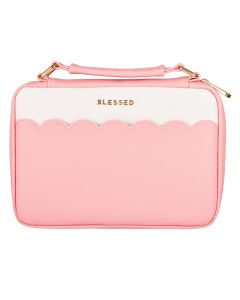 BC LL Blessed Pink Scallop Lg