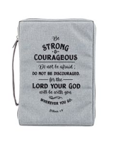 BC Value Be Strong & Courageous L