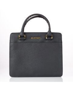 BC LL Purse-Style Blessed Black Md