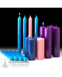 Advent Candles (SET)