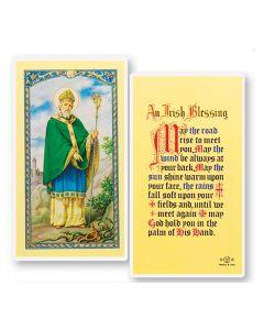 St Patrick - An Irish Blessin