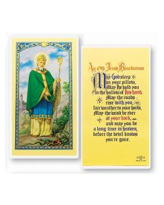 St Patrick-An Irish Benedictio