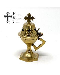 Home Brass Censer