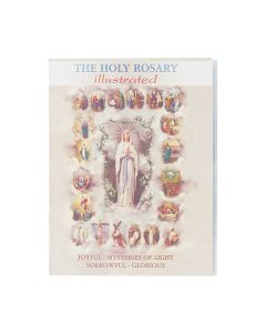 The Holy Rosary Book Mysteries