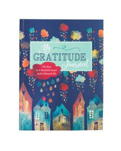 Journal Prompted Teal My Gratitude Journal