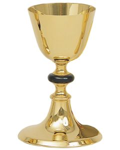 Chalice and Paten Gold Plate