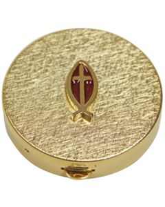 Pyx Only Gold Plate (10 host capacity)