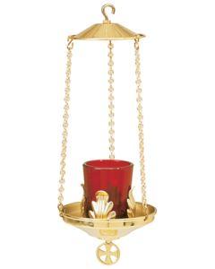 Votive Lamp Hanging BRS