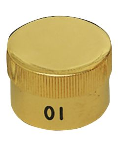 Oil Stock Gold Plate