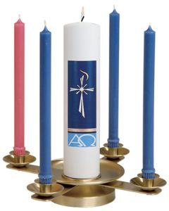 Advent Wreath SAT/BRS