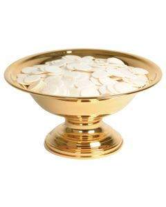 Bowl Paten Gold Plated
