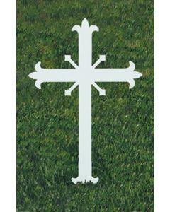 Memorial Cross Miniature Fleur
