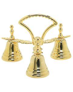 Altar Bells Gold Plate