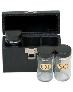 Sacristy Oil Set Glass