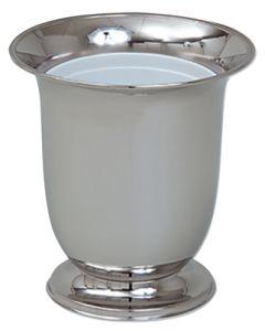 Vase Stainless Steel Each /W Liner