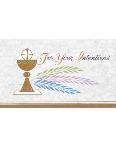 Mass Offering Card (100)