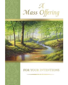 A Mass Offering (Living) (1 BX/50)