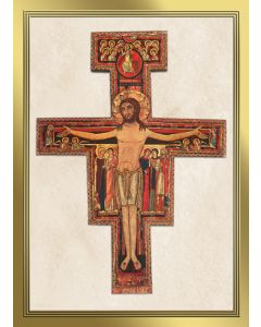 San Damiano Mass Card (1 BX/50)
