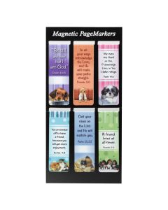 Psalm 46:10 - Magnetic Bookmark