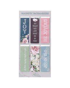 Magnetic PageMarker That Joy May