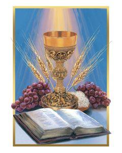 Cup of Salvation Mass Card (100)