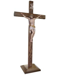 Good Friday Cross with base