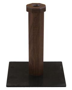 """Base for Crosier for 1 1/8"""" Diameter Pole"""
