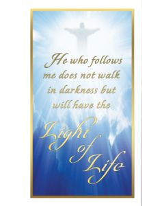 Light of LIfe Mass Card (100)