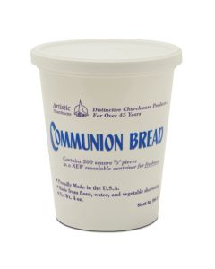 Communion Bread - 500 Per Pkg