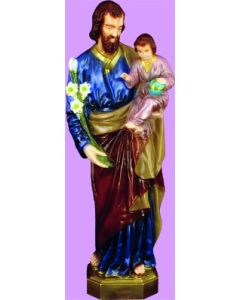 24 inch St Joseph And Child