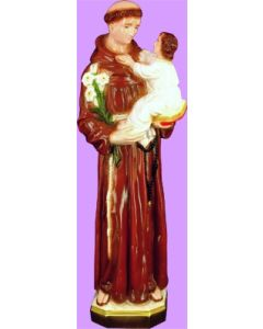 24 inch St Anthony And Child