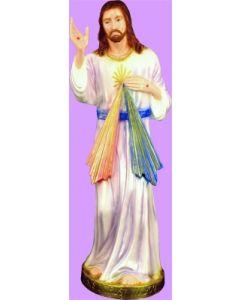 24 inch Divine Mercy