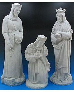 Set Three Kings Granite