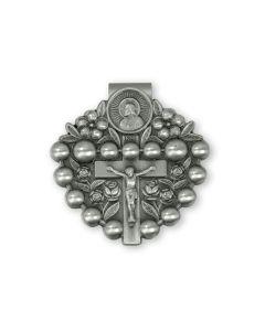 Rosary Visor Clip
